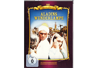 ALADINS WUNDERLAMPE (HD REMASTERED) - (DVD)