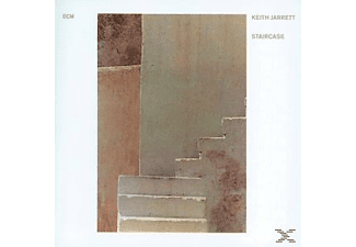 Keith Jarrett - Staircase/Hourglass/Sundial [CD]