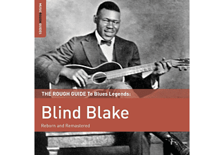 Blind Blake - Rough Guide: Blind Blake (+Bonus-CD (Doppel-CD)) - (CD + Bonus-CD)