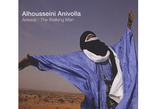 Alhous - Anewal/The Walking Man - (CD)