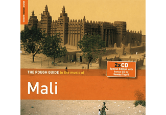 VARIOUS - Rough Guide: Mali (+Bonus-CD Samba) - (CD + Bonus-CD)