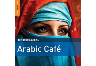 VARIOUS - Rough Guide: Arabic Cafe - (CD + Bonus-CD)