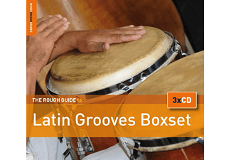 VARIOUS - The Rough Guide To Latin Grooves - (CD)