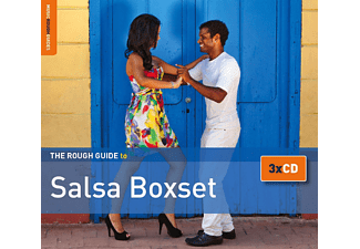 VARIOUS - The Rough Guide To Salsa Boxset - (CD)