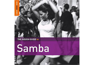 VARIOUS - The Rough Guide To Samba - (CD + Bonus-CD)