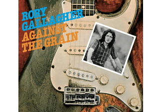 Rory Gallagher - Against The Grain [CD]