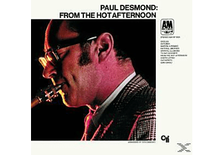 Paul Desmond - From The Hot Afternoon [CD]