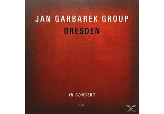 Jan Group Garbarek - Dresden - (CD)