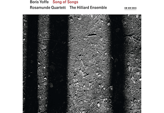 Boris Yoffe, Rosamunde Quartett & The Hilliard Ensemble - Song Of Songs - (CD)