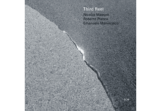 Nicolas Masson, Roberto Pianca, Emanuele Maniscalco - Third Reel - (CD)