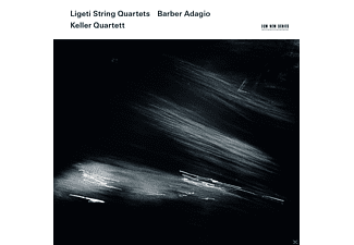 Keller Quartet - Ligeti String Quartets / Barber Adagio [CD]