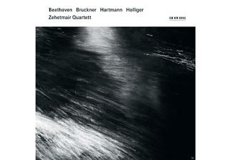 Thomas Zehetmair, Zehetmair Quartett - Beethoven, Bruckner, Hartmann, Holliger [CD]