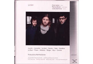 Colin Trio Vallon - Le Vent - (CD)