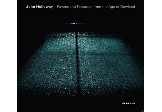 Holloway John - Pavans And Fantasies From The Age Of Dowland [CD]