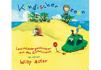 Willy Astor, VARIOUS - Kindischer Ozean - (CD)