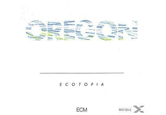 Oregon - Ecotopia (Touchstones) - (CD)