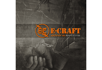 E-craft - Re-Arrested - (CD)