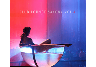 VARIOUS - Club Lounge Saxony Vol.4 - (CD)