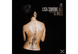 Lisa Simone - All Is Well - (CD)
