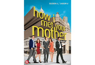 How I Met Your Mother Seizoen 6 TV-serie