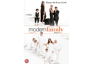 Modern Family Seizoen 3 TV-serie