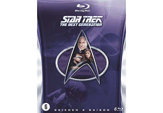 Star Trek: The Next Generation - Seizoen 6 | Blu-ray