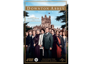 Downton Abbey - Seizoen 4 | DVD