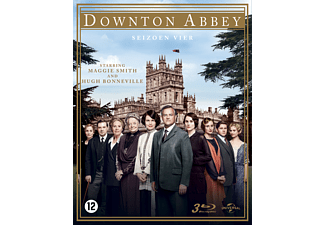 Downton Abbey - Seizoen 4 | Blu-ray