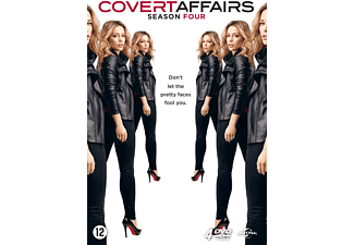 Covert Affairs - Seizoen 4 | DVD
