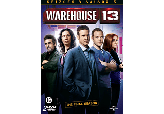 Warehouse 13 - Seizoen 5 | DVD