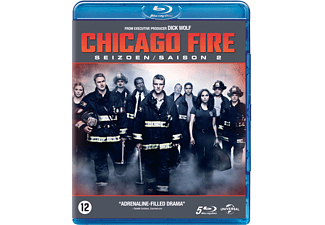 Chicago Fire - Seizoen 2 | Blu-ray