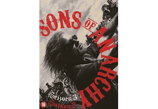 Sons of Anarchy Seizoen 3 TV-serie