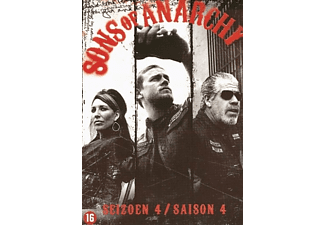 Sons of Anarchy Seizoen 4 TV-serie