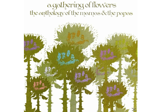 The Mamas And The Papas - A Gathering Of Flowers - (CD)