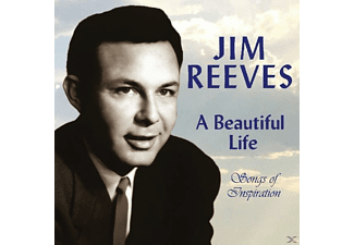 Jim Reeves - A Beautiful Life - (CD)