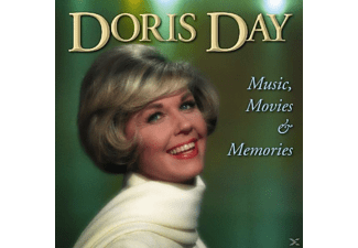 Doris Day - Music Movies & Memories - (CD)