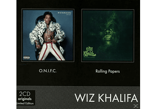 Wiz Khalifa - O.N.I.F.C./Rolling Papers - (CD)