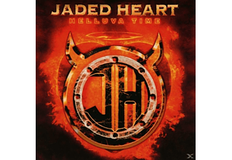 Jaded Heart - Helluva Time (Re-Release) - (CD)