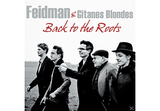 Giora Feidman - Back To The Roots - (CD)