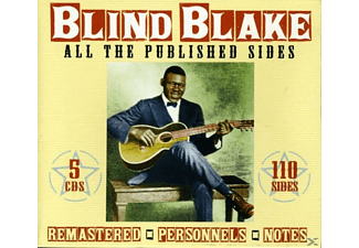 Blind Blake - All The Published Sides - (CD)