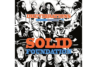 Irievibrations Records Present - Solid Foundation - (CD)
