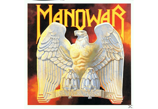 Manowar - BATTLE HYMNS (REMASTERED) - (CD)