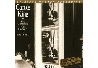 Carole King - The Carnegie Hall Concert, June 18, 1971 [SACD Hybrid]