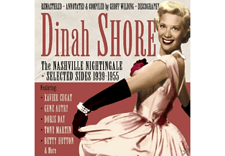 Dinah Shore - Dinah Shore Selected Sides 1939-195 - (CD)