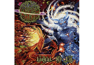 Rings Of Saturn - Lugal Ki En - (CD)