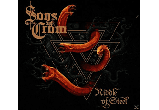 Sons Of Crom - Riddle Of Steel - (CD)