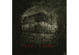 9000 John Doe - Redneck Is The New Black - (CD)