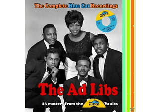 The Ad Libs - Complete Blue Cat Recordings - (CD)