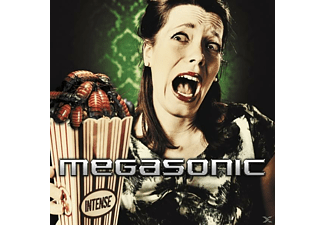 Megasonic - Intense - (CD)