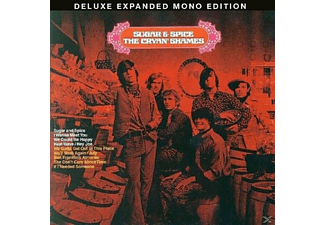 The Cryan' Shames - Sugar & Spice Deluxe Expanded Mono Edition - (CD)